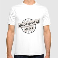 S6_tee_5 - Let's Not Rei… Mens Fitted Tee White SMALL