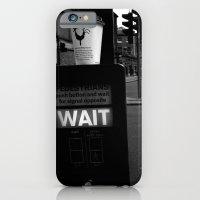 Pedestrians Wait iPhone 6 Slim Case