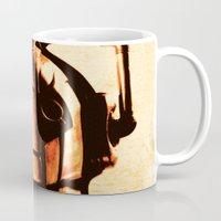 DOCTOR WHO SERIES / CYBE… Mug