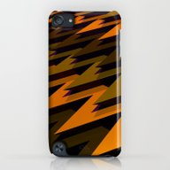 3D Chevrons iPod touch Slim Case