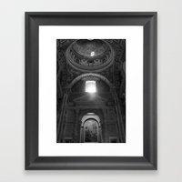 Vatican View Framed Art Print