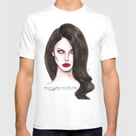 Serial Killer  Mens Fitted Tee White SMALL