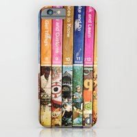 Books iPhone 6 Slim Case