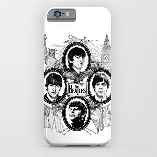 British Invasion iPhone & iPod Case