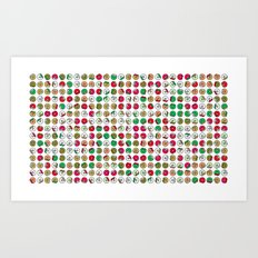 Do Nuts ! Art Print