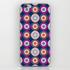 Lovely Pattern IV iPhone & iPod Skin