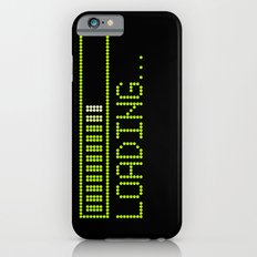 Green Loading Time iPhone 6 Slim Case