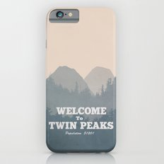 Welcome To Twin Peaks V2 iPhone 6 Slim Case