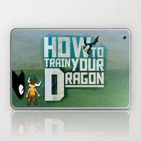 How to train your dragon Laptop & iPad Skin