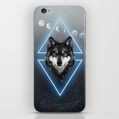 Jack Wolf iPhone & iPod Skin