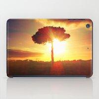 Lonely Tree. iPad Case