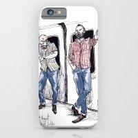 Urban Lumberjacks By Kat… iPhone 6 Slim Case