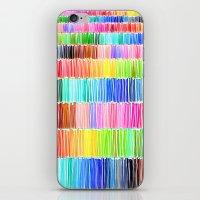 PRISMATIC RAINBOW iPhone & iPod Skin