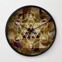 Divine Earth Wall Clock