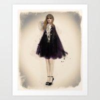 FI01 Art Print