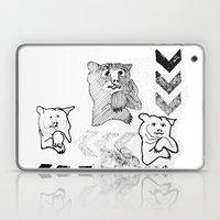 Bear 2 Laptop & iPad Skin