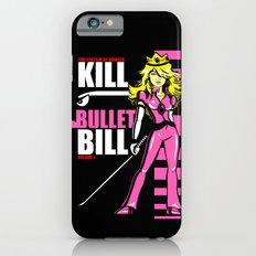Kill Bullet Bill (Black/Magenta Variant) Slim Case iPhone 6s