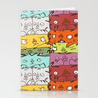 Tiger Kuubs Stationery Cards