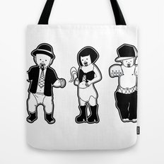 Gangster babies. Tote Bag