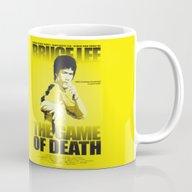 The Game Of Death Mug