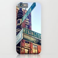Ludlow and Rivington, Lower East Side Manhattan iPhone 6 Slim Case