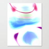 Photoglyph Canvas Print