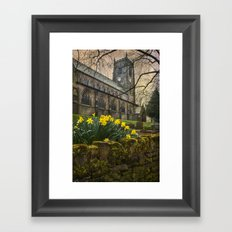 St Bartholomew's Church… Framed Art Print