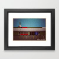 Breaking Bad - Better Ca… Framed Art Print