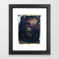 Mission 1 Framed Art Print