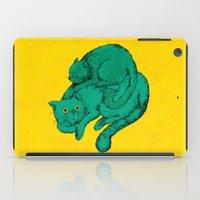 Cat Friends iPad Case
