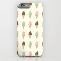 Ice Cream - Whipped iPhone 6 Slim Case