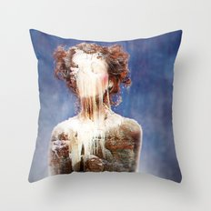 Perceptions Throw Pillow