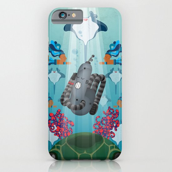 Meet Raveland 04 iPhone & iPod Case