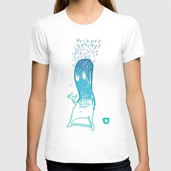 002_rain T-shirt