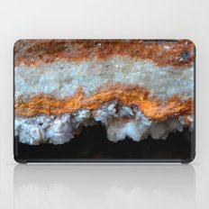 Travertine mineral iPad Case