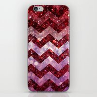Ruby Crush Case By Zabu Stewart iPhone & iPod Skin