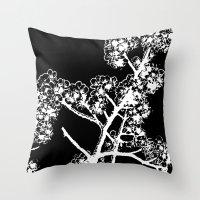 Cherry Blossom #4 Throw Pillow