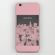 Squad Ghouls iPhone & iPod Skin