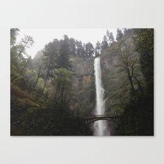 Multnomah Falls Canvas Print