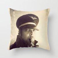 Sea Dog  Throw Pillow