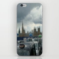 Gloomy Day In London iPhone & iPod Skin