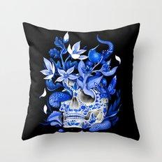 Beauty Immortal Throw Pillow