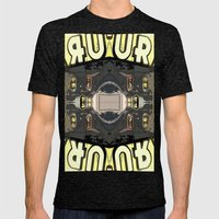 Bender's Discombobulatio… Mens Fitted Tee Tri-Black SMALL