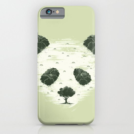 Deforestation iPhone & iPod Case
