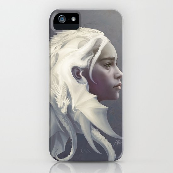 Mother of Dragons iPhone & iPod Case