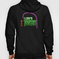 Lou's Tavern - Fight Clu… Hoody