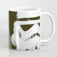 Trooper Portrait Mug