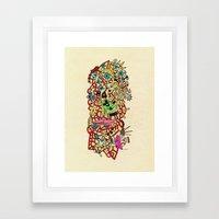 - athena - Framed Art Print