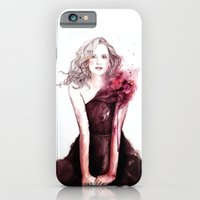 iPhone & iPod Case featuring Emma by Sarah Bochaton