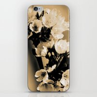 Bloom #1 iPhone & iPod Skin